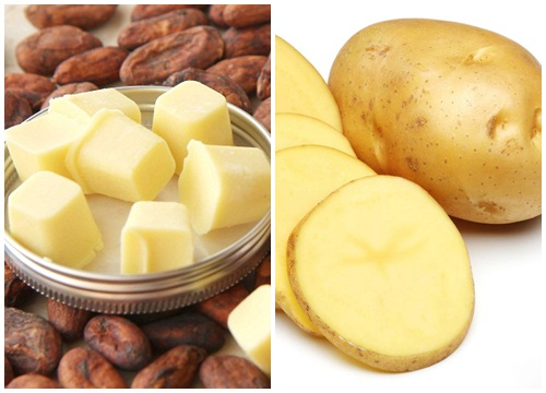 3 công thức xóa sẹo lõm với hỗn hợp bơ cacao