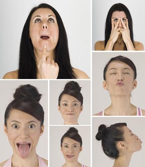 Nếu chăm chỉ luyện tập các động tác trong bài tập này bạn sẽ sớm cảm nhận được sự tươi trẻ toát lên từ gương mặt của chính mình. 10 động tác đều rất dễ thực hiện và không đòi hỏi kĩ thuật quá cao, hãy chiều chuộng cho khuôn mặt của mình mỗi ngày nhé!